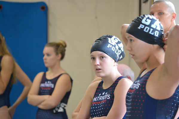 GA-PC Day: Girls' Water Polo