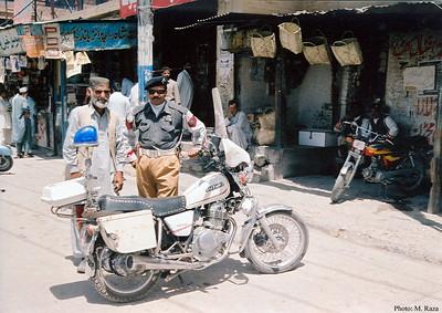 Quetta by Raza