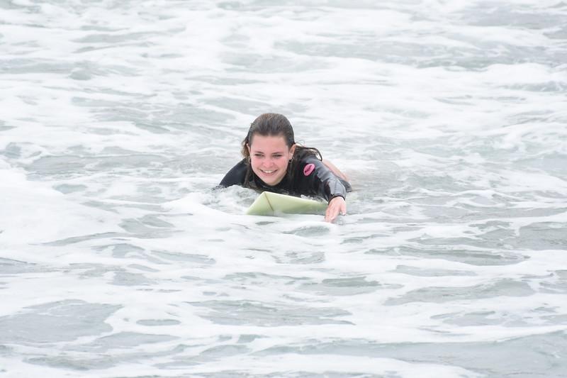 Julianna Surfing - August 2021