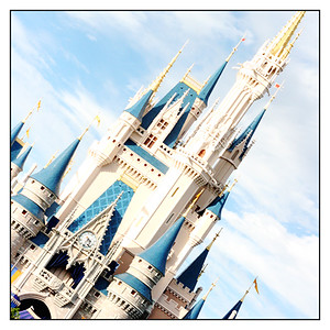 Walt Disney World Jan 2007