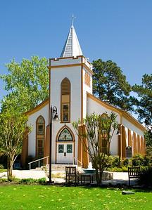 St. Mary In Plantersville Texas