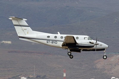 Mauritania Corporate Aircraft