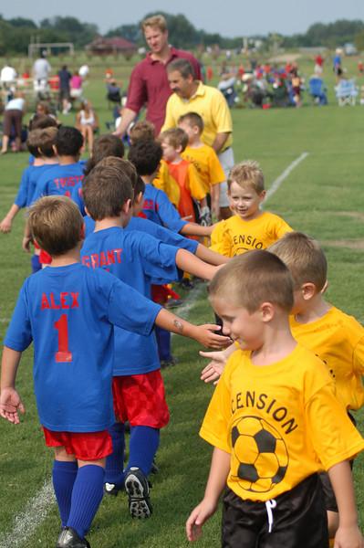 Tiger Soccer - Acension Tournament 2007