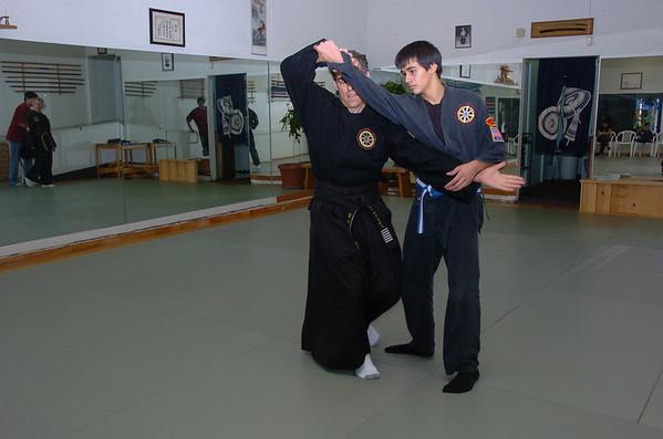 Studio City Martial Arts - Susie Kahlich's Shodan Test - July 27, 2006