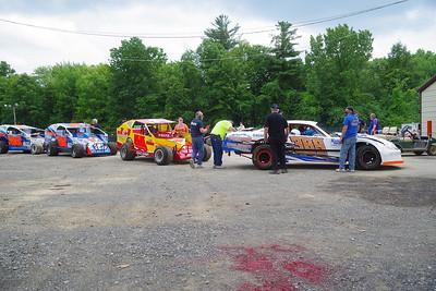 Albany-Saratoga Speedway - Practice - 6/3/20 - Mark Brown