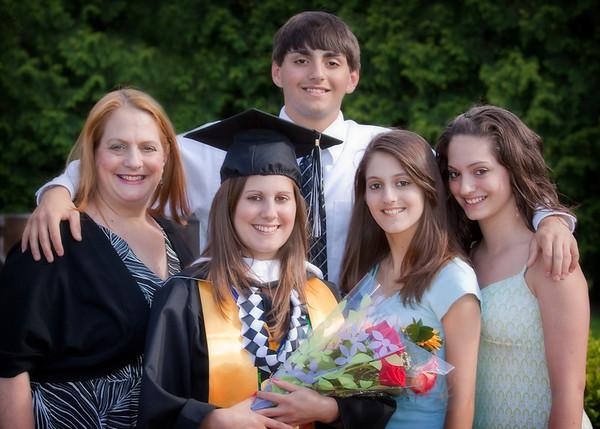 Kassy's Graduation