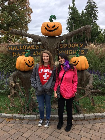 2016 Renaissance Faire with Maddy