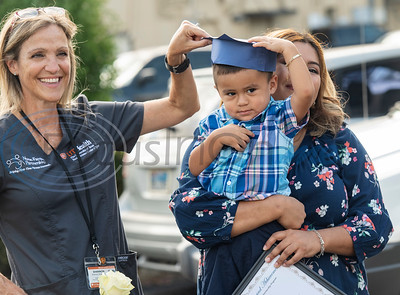 Nurse-Family Partnership Graduation Summer 2020 by Sarah A. Miller