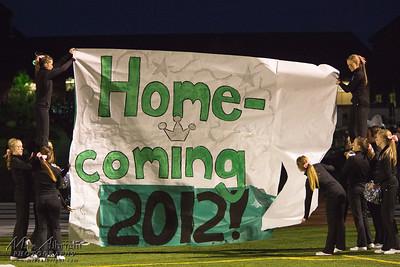 2012-10-12 Mtn View at Summit Football - Homecoming -