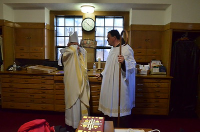 Vito Diaconate Ordination
