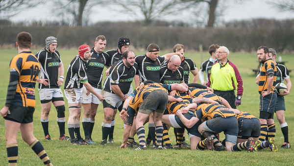 Kesteven RFC 1st XV vs Ashbourne
