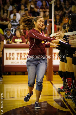 Los Fresnos vs Rivera  9/29/12