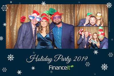 FinanceIT 2019 Holiday Party