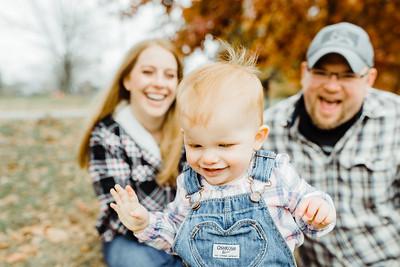Beth + Family