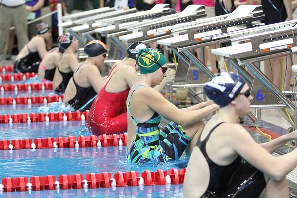 Kennedy at State Swim Meet 11/7/15