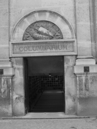 Pere-Lachaise - Columbarium