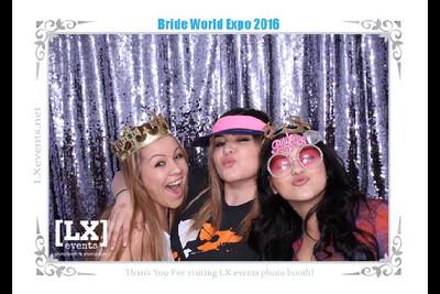 BRIDE WORLD 2016 - Pomona Fairplex