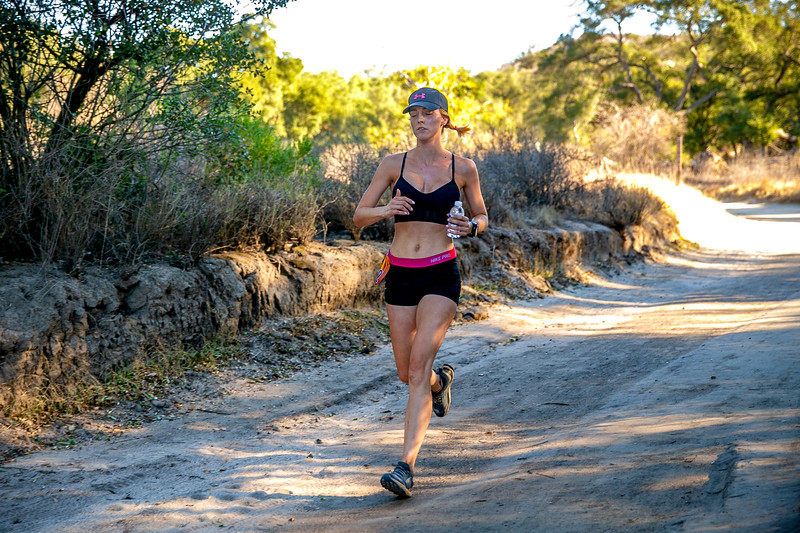 Serrrano Creek Trail  5K/12K