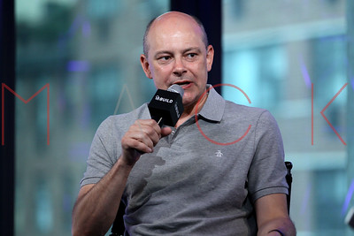 """NEW YORK, NY - JULY 13:  Rob Corddry visits AOL Build to discusses season two of the HBO series """"Ballers"""" at AOL HQ on July 13, 2016 in New York City."""