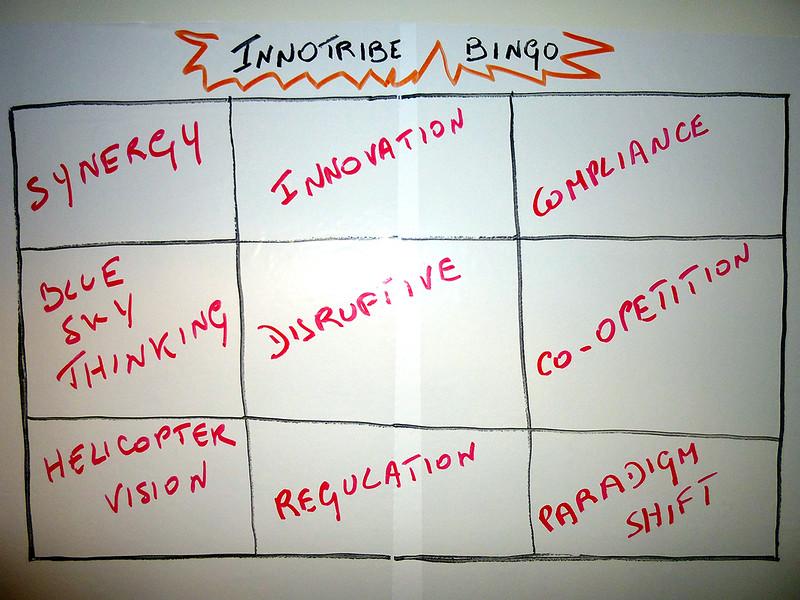 Innotribe Bingo-2