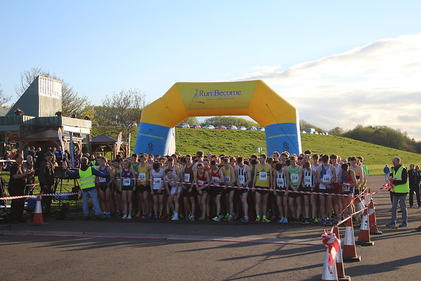 Start Run and Become 5k Scottish Championships 2018