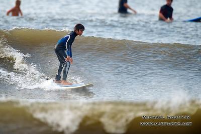 Surfing, Long Island East, 09.01.12 JOHN D