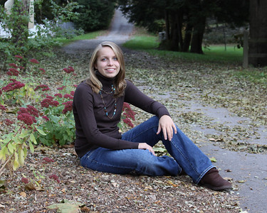 Alyssa, North Pocono, 2010