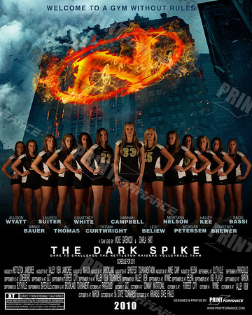 The Dark Spike Poster 2010
