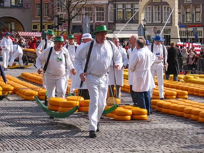 Alkmaar Cheese Market 2005