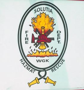 SOLUTIA KRUMMERICK PLANT FIRE BRIGADE  -  SAUGET