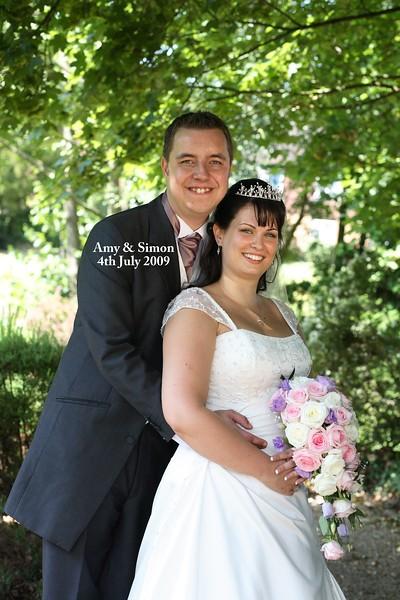 Amy & Simon