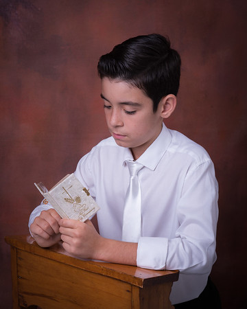 Sebastian R. Communion