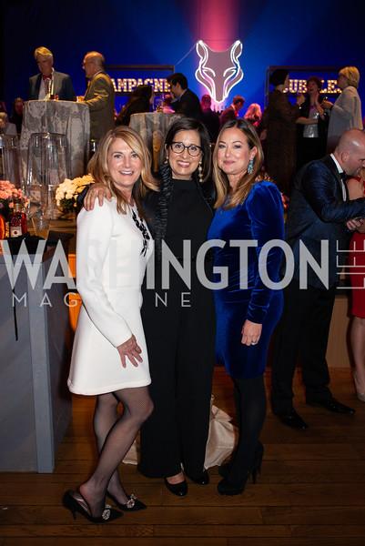 Mary Pat Decker, Lily Valle, Sara Jaffe
