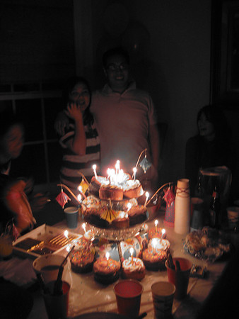 Khanh's Birthday 2008