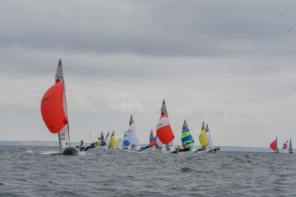 Fireball Nationals day 2
