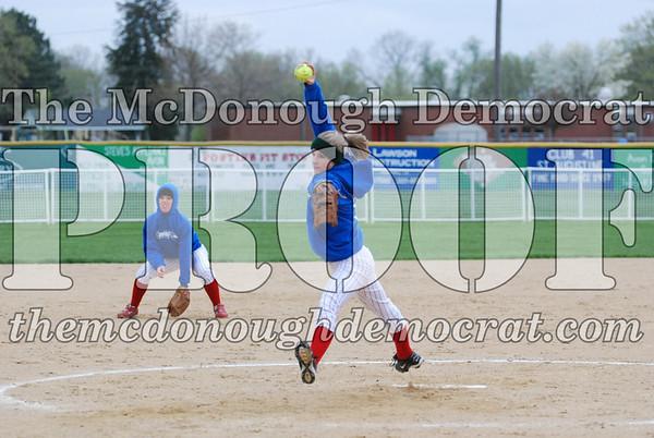 LS JV Softball vs. Knoxville 04-28-08