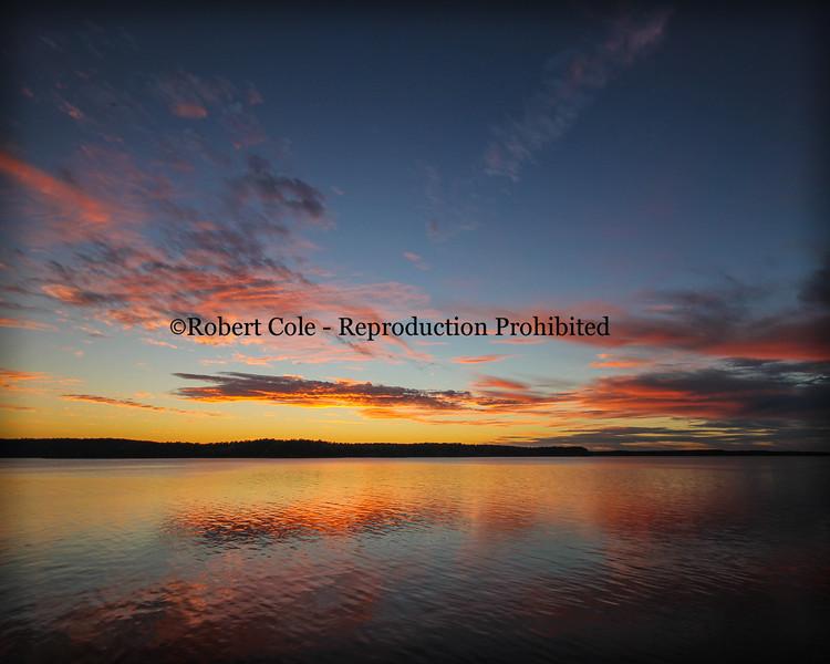 Lake Thurmond - Hickory Knob State Park