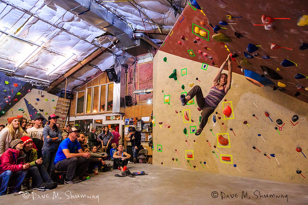 2015 Montana Bouldering Championships