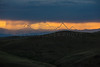 Sunset over the Sangre de Cristo Range, CO