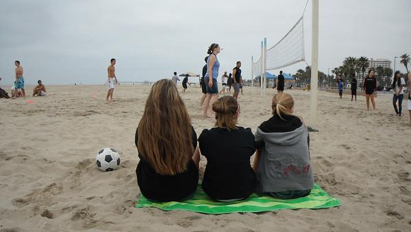 Crittenton Huntington Beach Volleyball