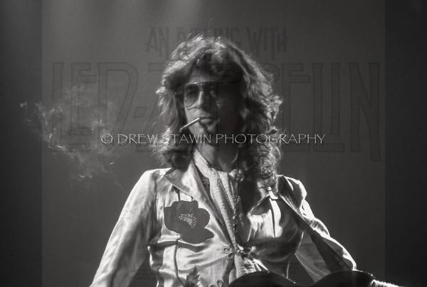 Led Zeppelin B&W