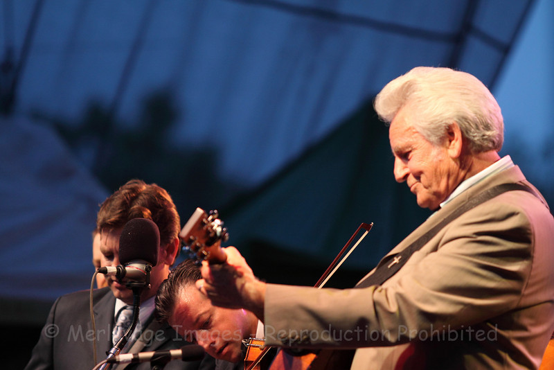 DelFest 2010 - The Del McCoury Band