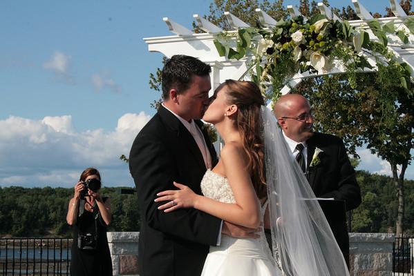 Brian & Heather's Wedding Aug 31, 2008