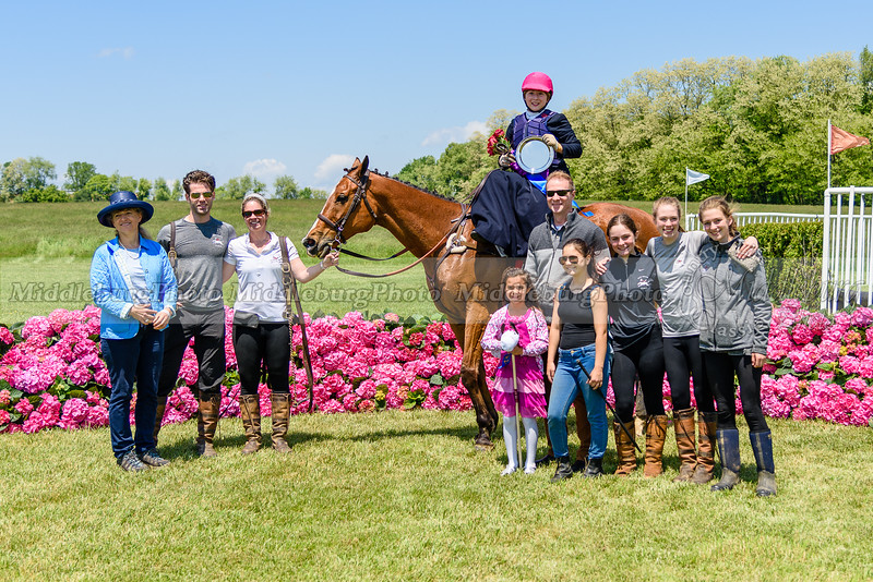Willowdale Steeplechase Side Saddle Race