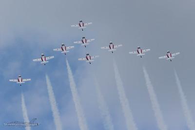 Snowbirds Over OC