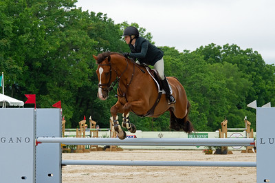 Upperville 2021 - Saturday Morning Jumpers