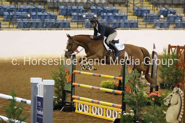 2019 Spring Premiere Horse Show -- Thursday -- Coliseum
