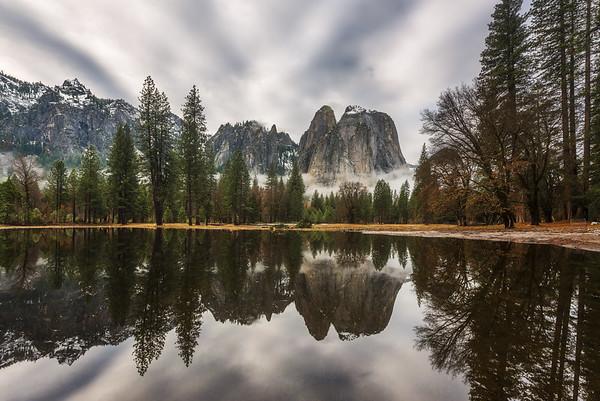 Yosemite Scapes