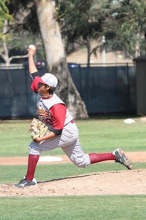 PCC Baseball 2/8 vs Cerro Coso