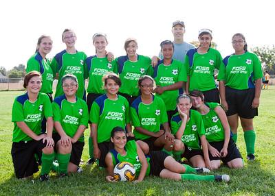 Cobras Soccer 2010